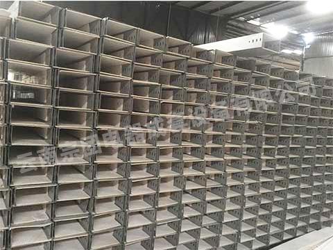 云南钢制喷塑防火桥架厂家