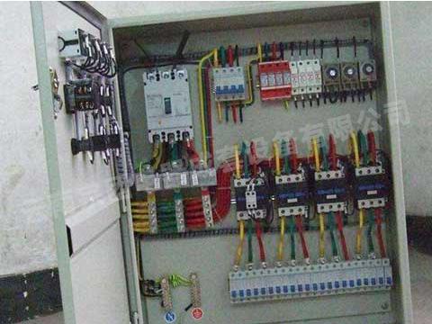 工地配电箱