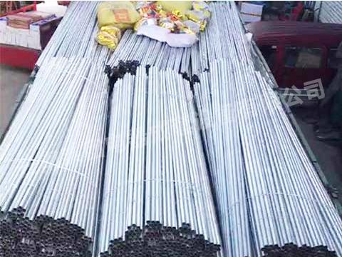 金属穿线管和PVC穿线管的区别