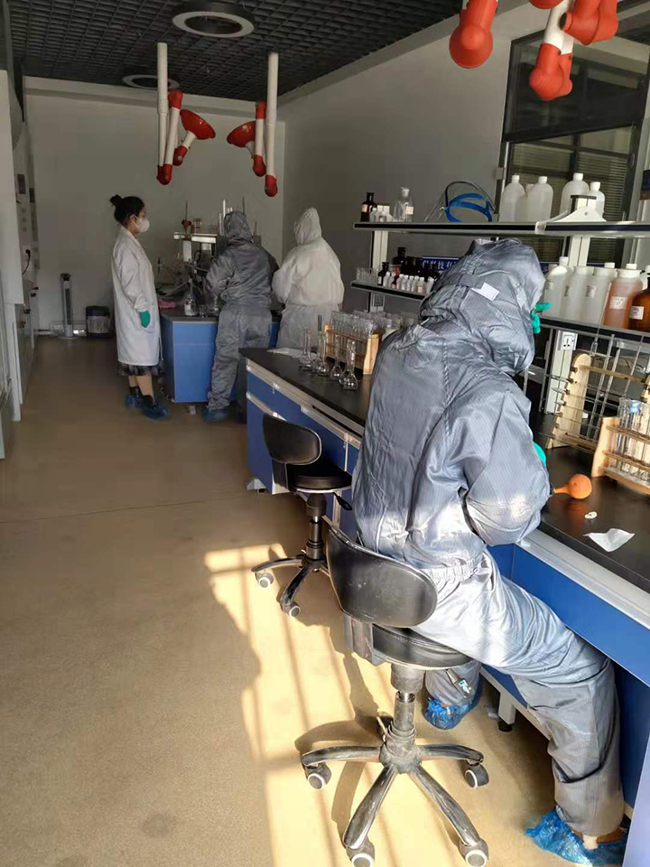 走进沈阳环境检测实验室 看检测数据的真准全