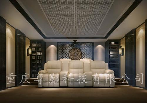 重庆私人影院安装