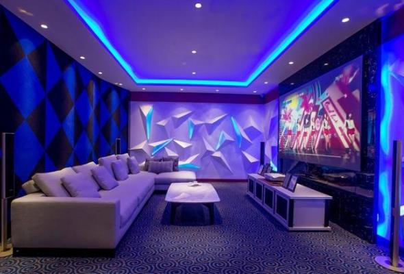 私家影院建造是一个系统性的工程