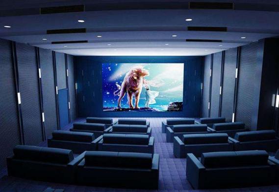 电影院的起源与现代影院设计