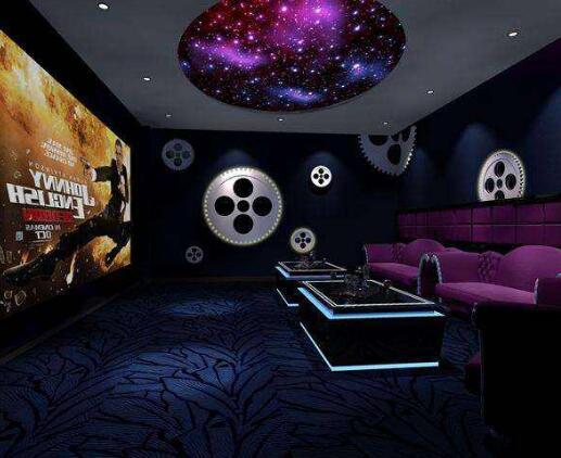私人影院房间一般是多大面积?