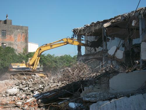厂房拆除公司