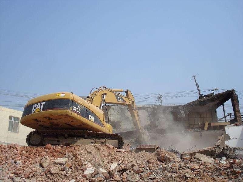 建筑物拆除