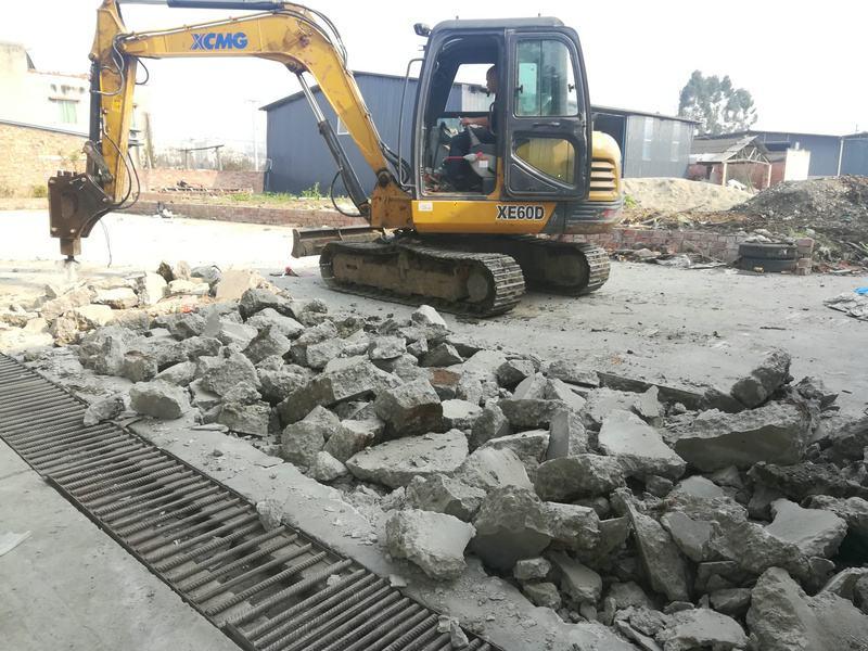 专业拆混泥土施工