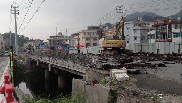 桥梁拆除公司