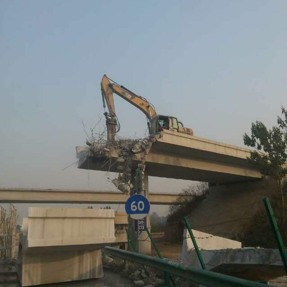 专业桥梁拆除公司