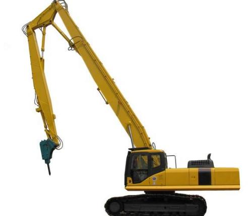 保养长臂挖掘机出租产品的要点有哪些