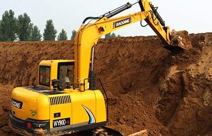 挖掘机应该如何来保养?