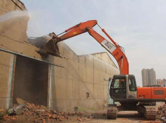 建筑物的拆除方法有哪些?