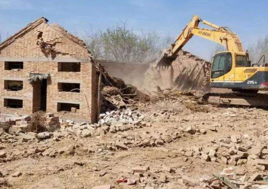 违法建筑强制 拆除程序