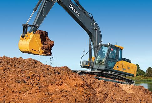 挖机操作实用小技巧