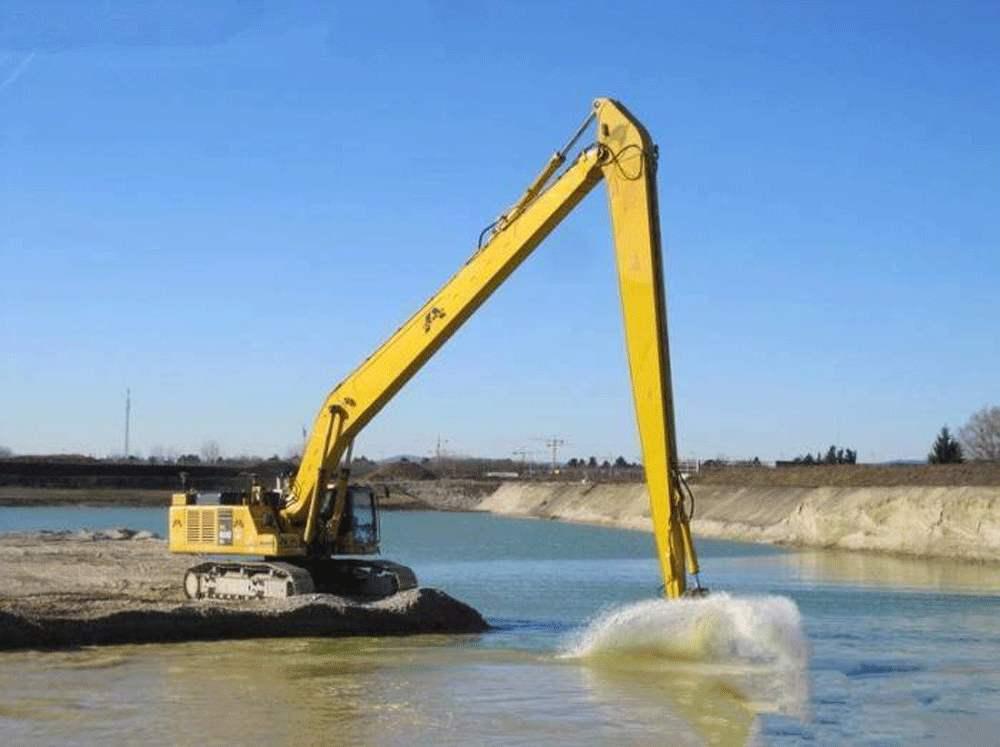 驾驶挖掘机注意事项:破碎、工作、停放