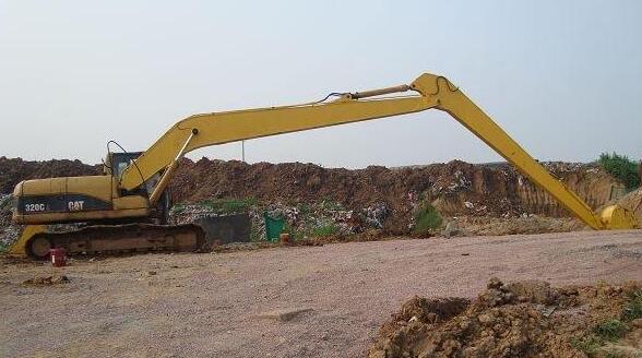 给长臂挖掘机省油的几个小技巧!