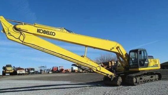 长臂挖掘机出租使用时存在哪些问题