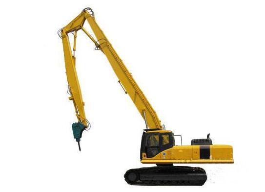 常规挖掘机零件有哪些?