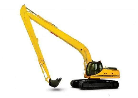 如何减少长臂挖掘机零件的消耗?