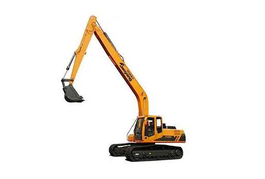 选择加长臂挖掘机应该考虑哪些方面?
