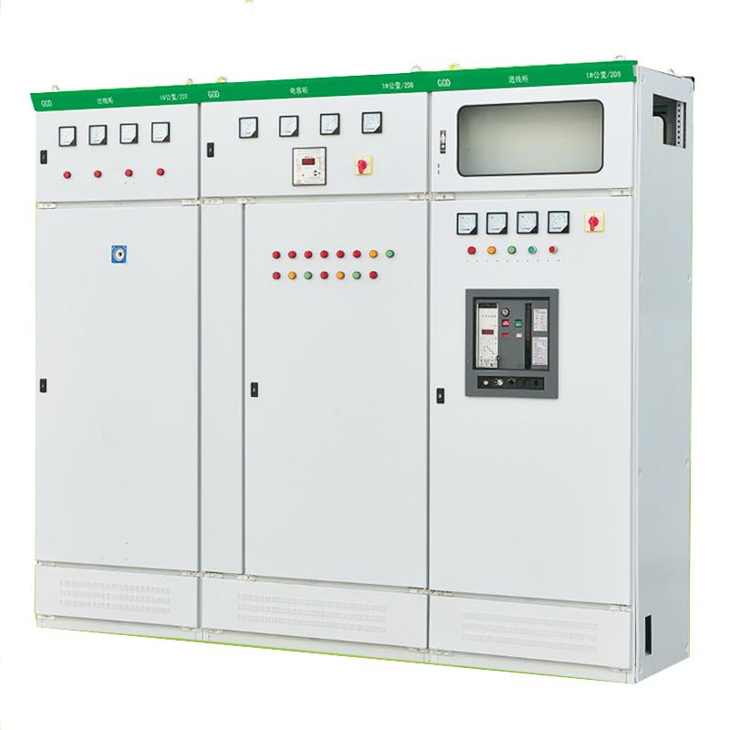 高層住宅低壓配電柜的安裝要求