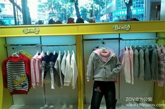 长沙童装店装修设计