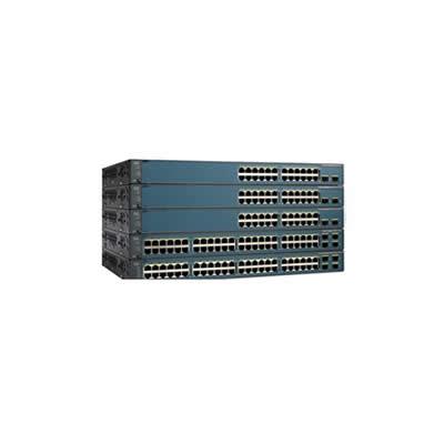 CISCO WS-C3560V2-48TS-S 交换机