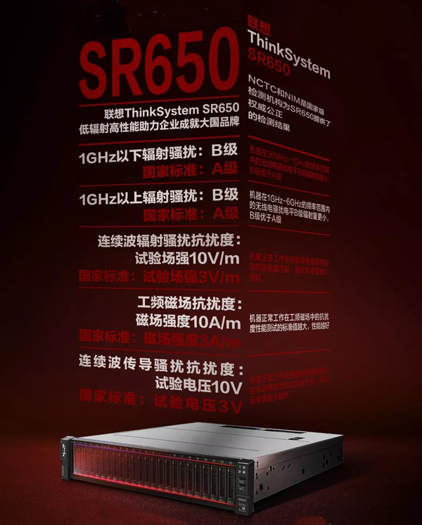 北京联想ThinkSystem SR650