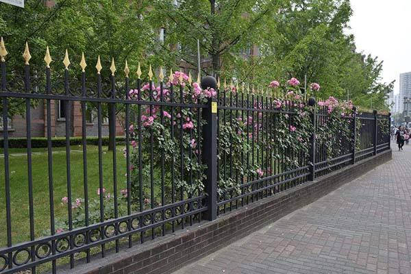 铁艺围墙栏杆的相关知识具体有…