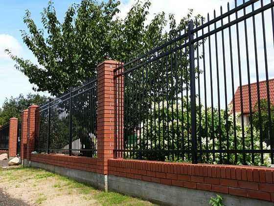铁艺围墙栏杆护栏