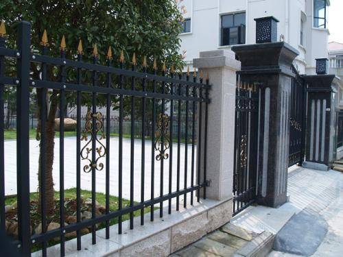 别墅围墙栏杆