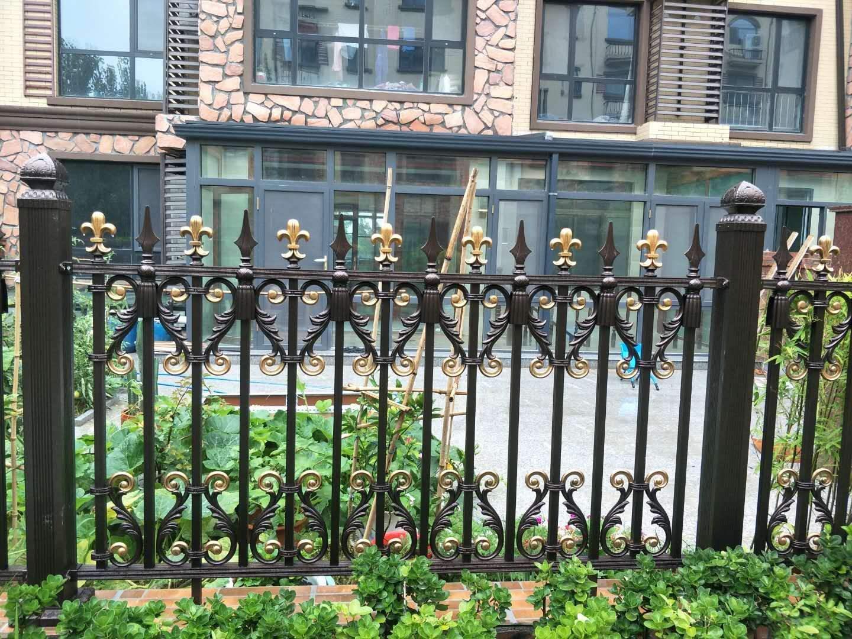 铁艺铝艺栏杆