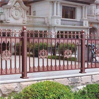 高端铝艺栏杆