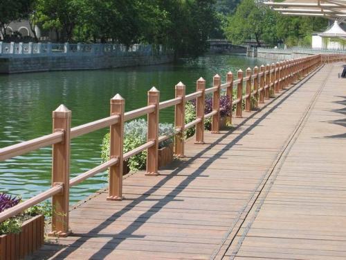 河道专用护栏