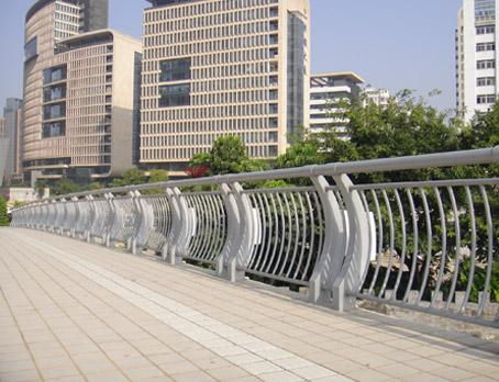 铁艺护栏河道