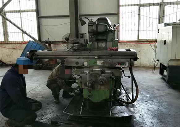 机械零部件加工设备展现