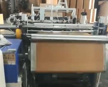 自动卷方桶机