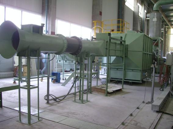 贵州除尘器设备安装现场工厂