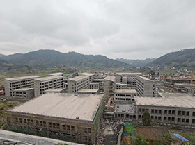 镇远中学迁建建设项目
