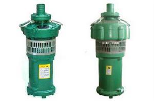 智e机电网分享潜水泵抽不上水的缘由和解决方法
