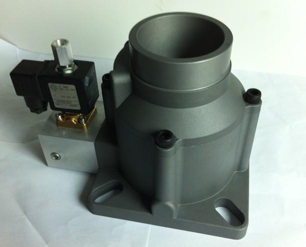 顺德机电设备厂带你了解空压机的进气阀