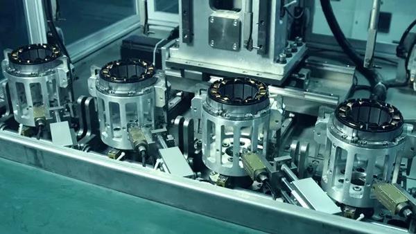 佛山机电设备告诉你三轴融合,电机制造就会不一样!