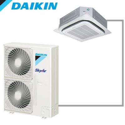 云南商用定速中央空调系统安装