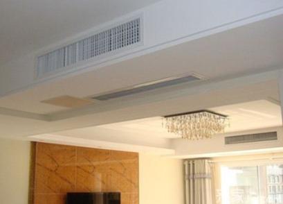 客厅厨房卧室中央空调