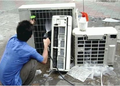 昆明美的中央空调安装