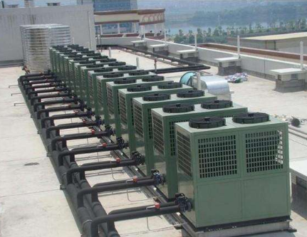 政府大型中央空调