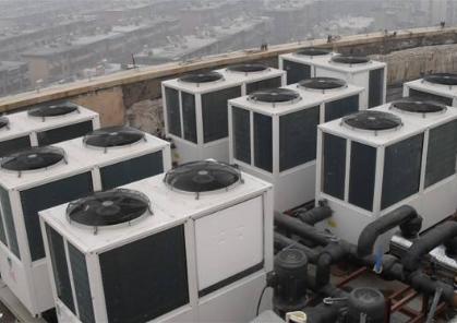 风冷模块机中央空调