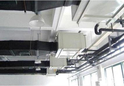 学校教室中央空调铺设
