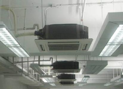 学校吸顶天花中央空调机