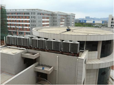 学校实验楼中央空调